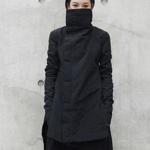High neck japanese fashion jacket coat NEW